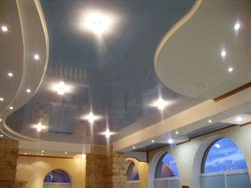 Подвесные потолки 2