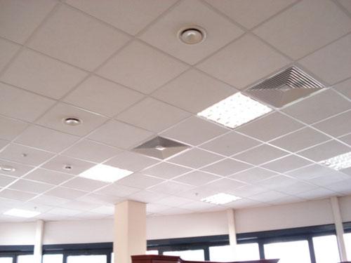 Подвесные потолки 3