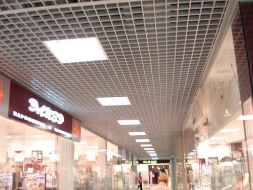 Подвесные потолки 5
