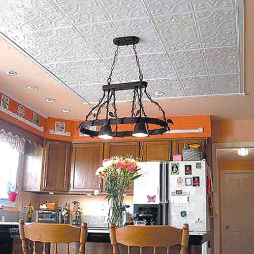 Подвесные потолки 6