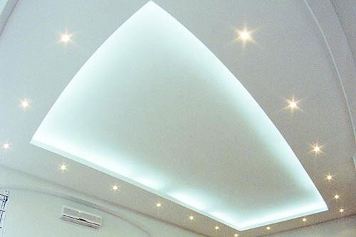 Подвесные потолки 8