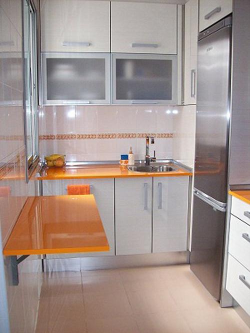 Дизайн кухни маленького размера своими руками