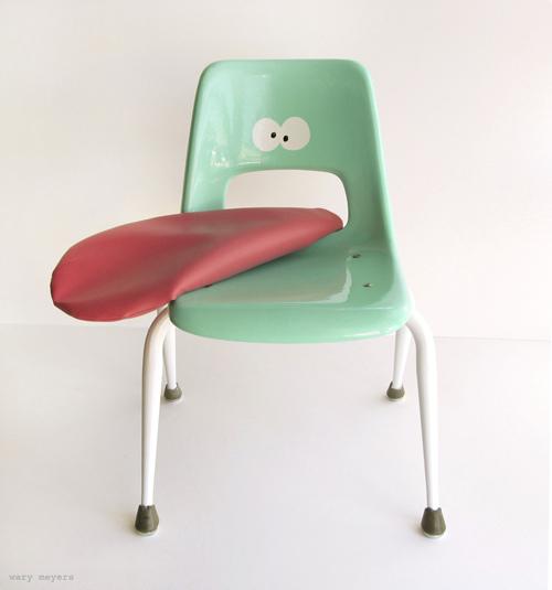 Как сделать сидушку на стул фото 844