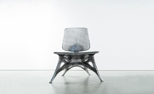 Аluminum chair 6