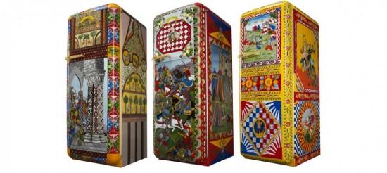 Dolce & Gabbana решил выпускать холодильники 6