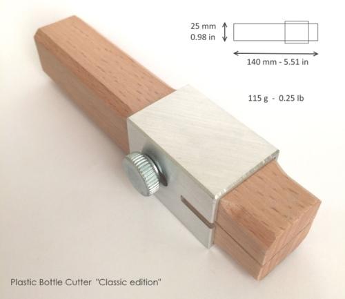 Plastic Bottle Cutter - бытовой утилизатор пластиковых бутылок