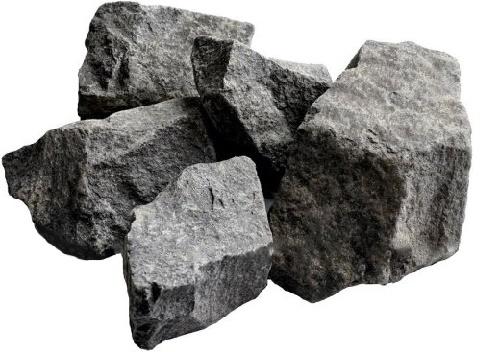 Камни для бани - вулканит