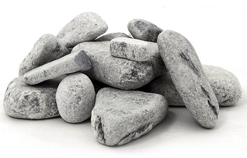 Камни для бани - талькохлорит