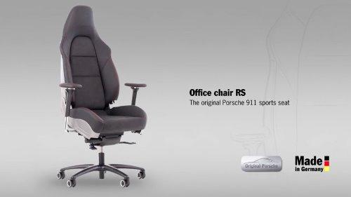 Porsche Office RS Chair 2