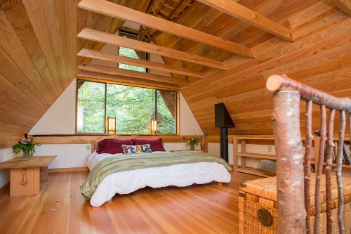 Japanese Forest House 1