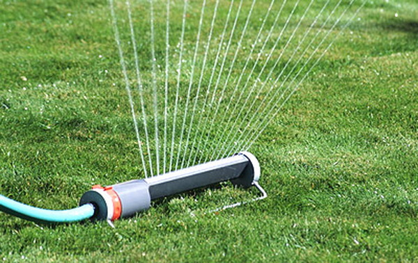 Поливальные системы для огорода своими руками