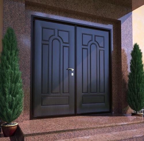 Входные стальные двери 1