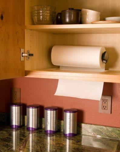 Топ 10 скрытых систем - Использование бумажного полотенца