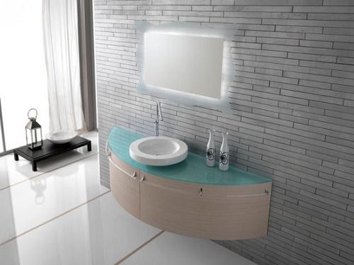 Зеркало в ванной комнате 6