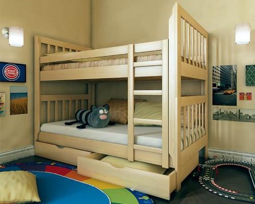 Двухъярусная кровать 5