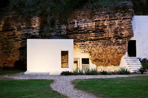 Дом в пещере UMMO Estudio