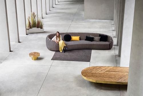 Кьяра Андреатти и коллекция мебели для гостиной. Проект Welcome! Fendi